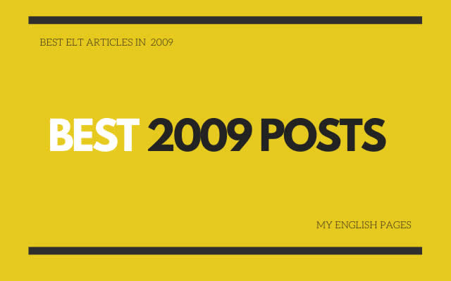 best 2009 ELT articles