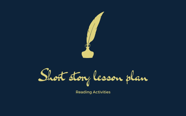 A short story lesson plan