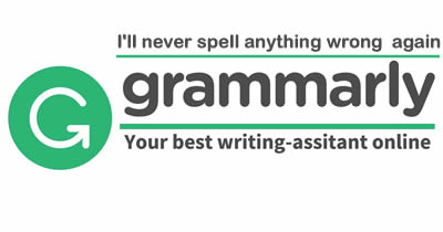 Grammar and spelling checker