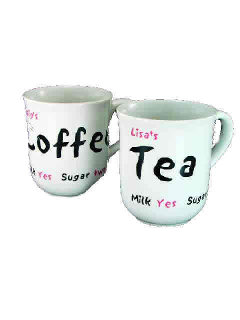 tea or coffe