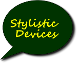List of Figures of Speech (Stylistic Devices)