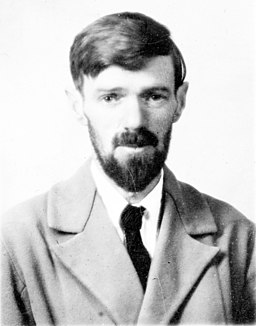 Short biography of D. H. Lawrence