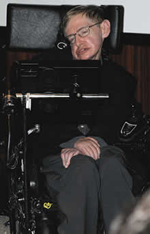 Stephen Hawking biography